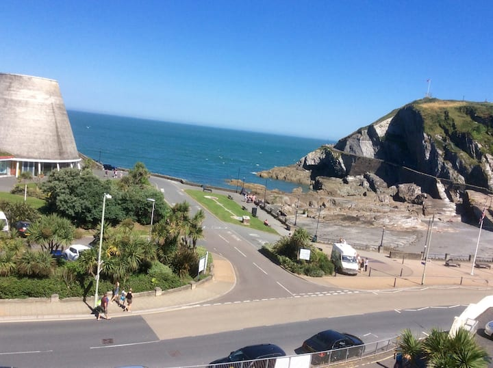 Spectacular Ocean View, Ilfracombe