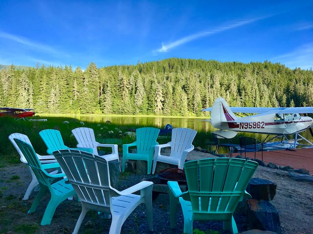 Kayak and Relax at the Lake.
