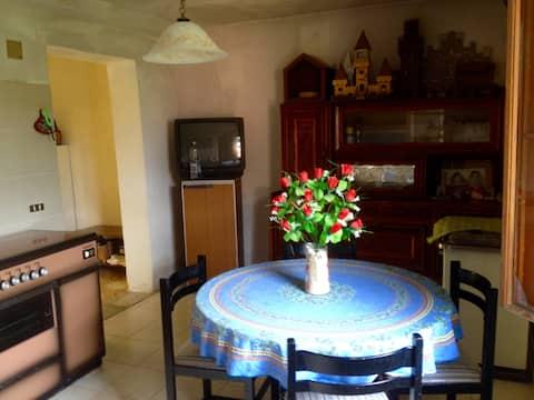 Casa con vista a Laureana di Borrello