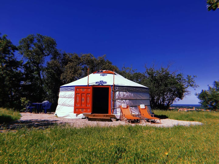Blue Valley Dream Yurt
