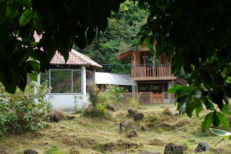 Relax in the Jungle - Guapiles - Rumah