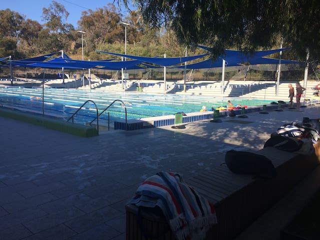 3 1/2 minutes new Bold Park Aquatic set in bushland