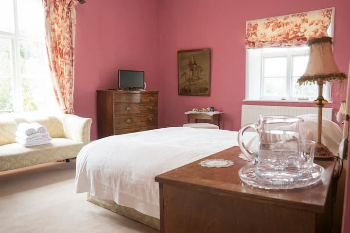 HEREFORDSHIRE BED & BREAKFAST