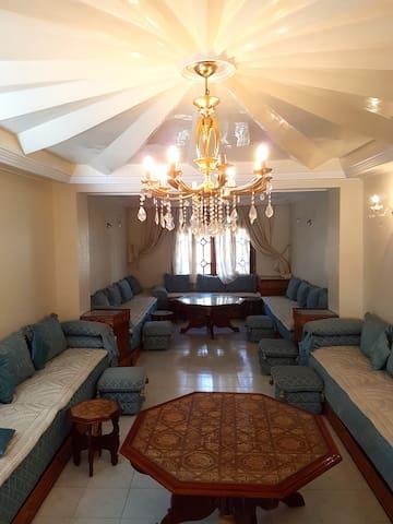 Magnifique Villa à Mohammedia; idéalement placée