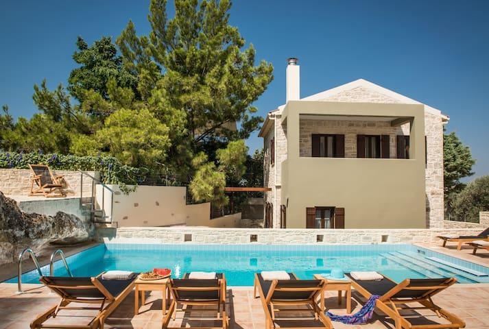 Phaistos Villas - Villa Erato - Sivas - Villa