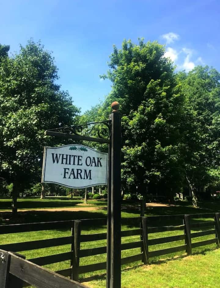 The Little White House at White Oak Farm