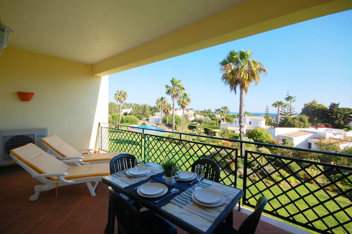 Apartamento Coelha Beach - Pool - Air con - Free wifi
