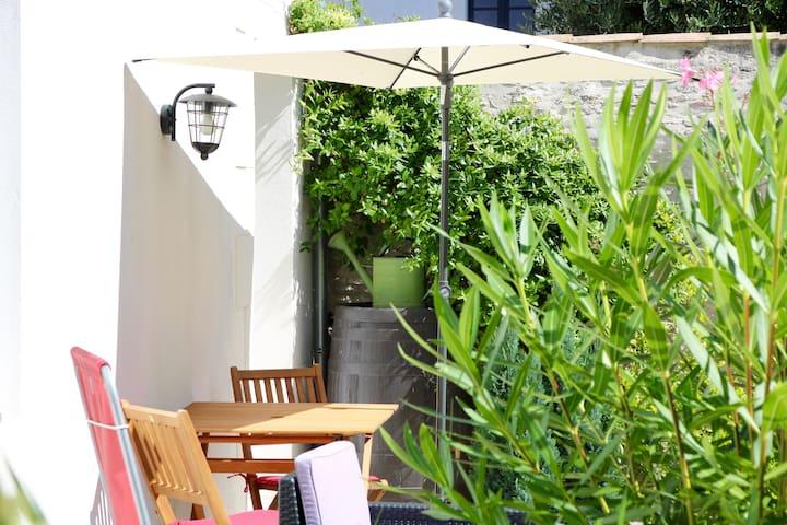 Belle Chambre d'Hôtes et son grand patio