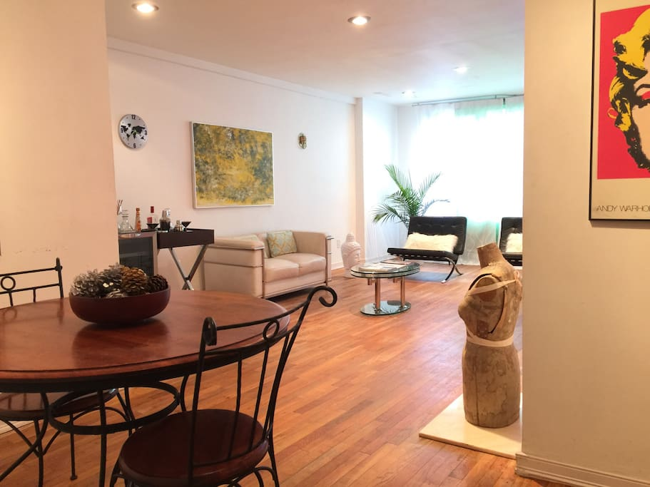 Spacious Modern 2 Bedroom Suite Apartments For Rent In Brooklyn New York