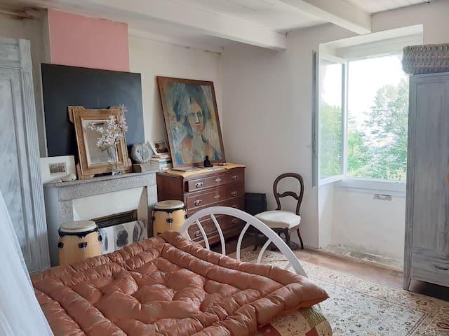une Maison Forestière en Haut Languedoc