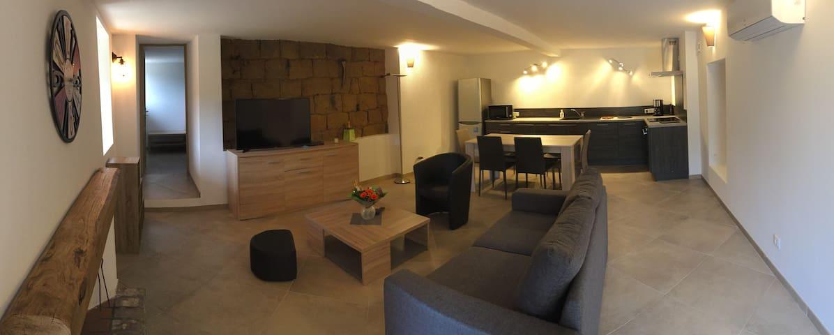 Appartement de Rêve dans Village Paisible - Porto-Vecchio - Leilighet