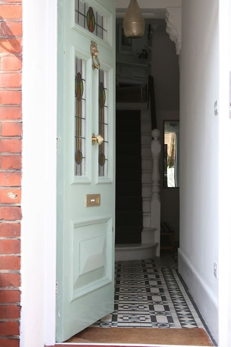 ours is a lovingly restored family home retaining many original Victorian features