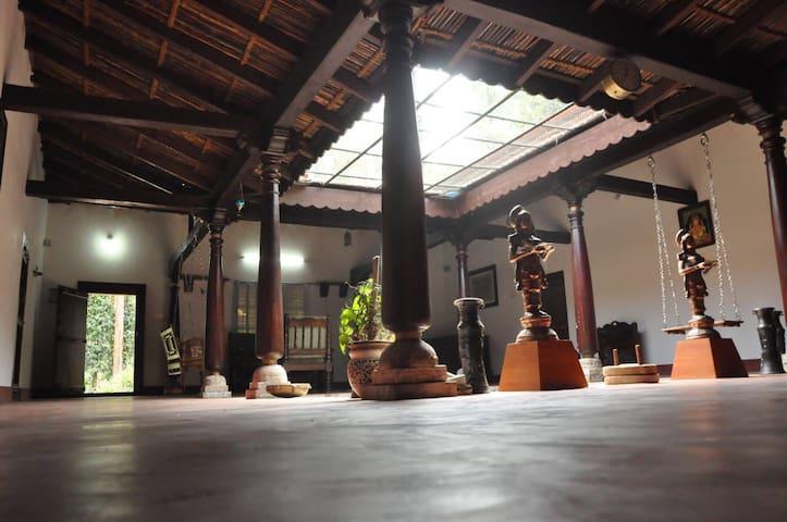 The Courtyard Chikkamagaluru 3