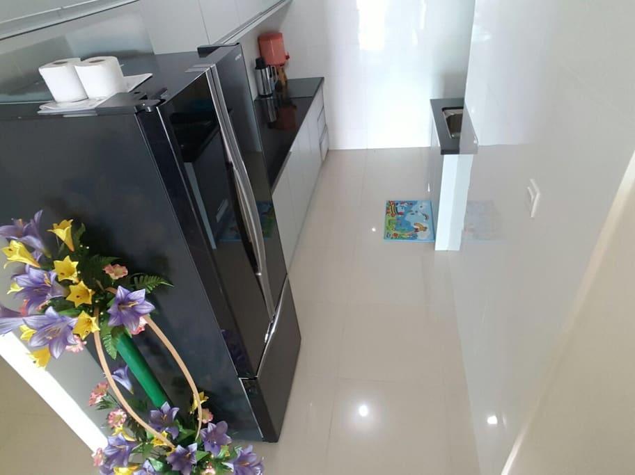 New refrigerator!