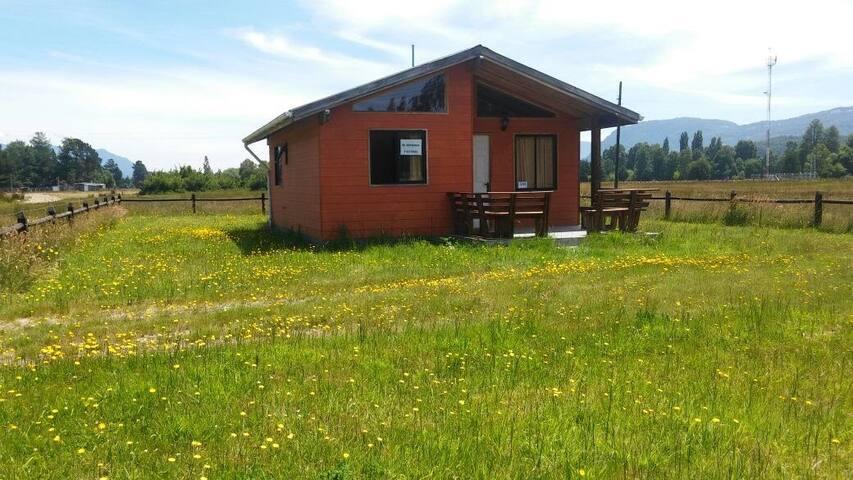 Cabaña de campo