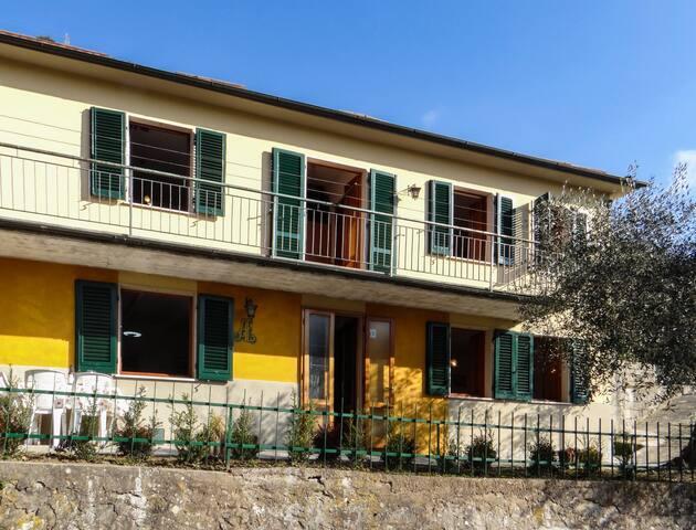 Villa Corsena ||  In the Heart of Bagni di Lucca