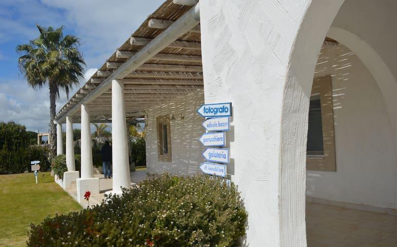 Apartment in resort - Santa Maria del Focallo - Lägenhet