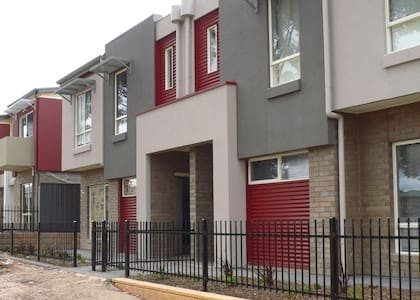Two Story Townhouse on the Park - Gilles Plains
