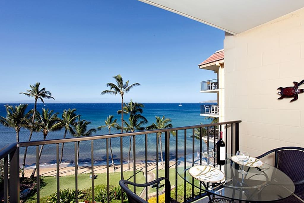 Beautiful Oceanfront Maui Condo *** - Apartments for Rent ...
