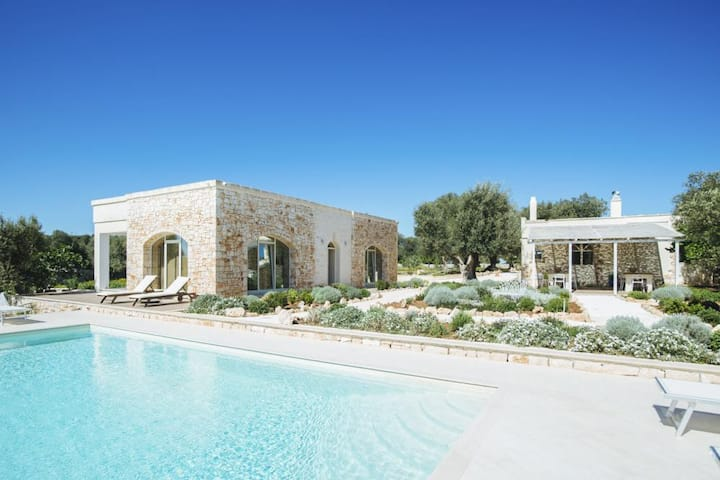 Masseria Lamatroccola: Country Home