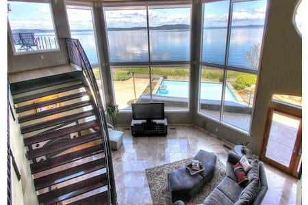 US Open Chambers Bay Waterfront Hom - Steilacoom