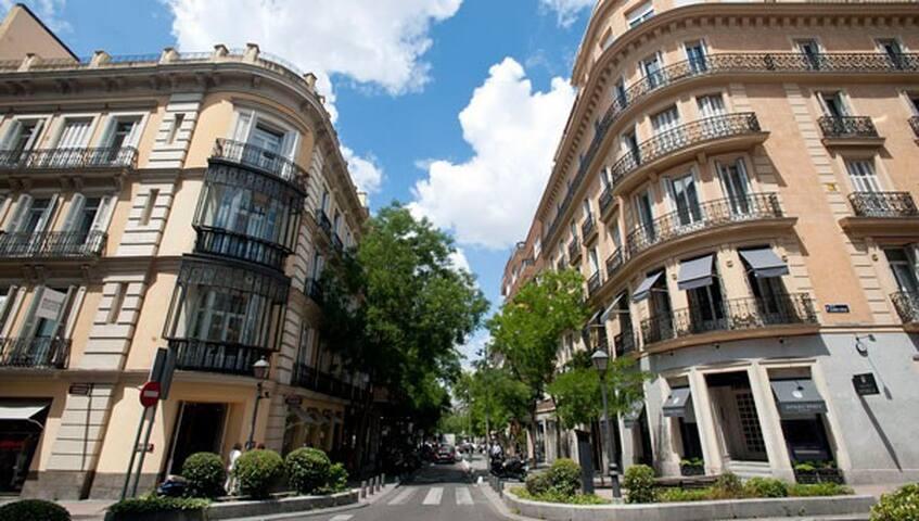 Estudio en Barrio Salamanca