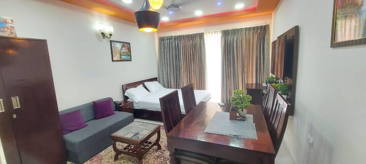 AC Studio Apartment ID: 16077992
