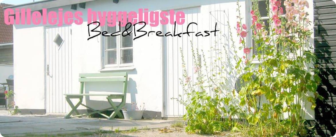 Gilleleje Hyggeligste B&B - Gilleleje - Bed & Breakfast
