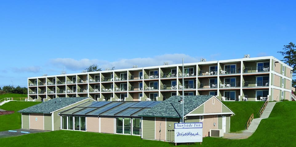 Surfside Inn, WA, 2 Bedroom Z #1