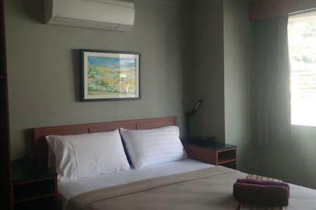 Room 203 @ Chiang Rai Condotel - Queen Bed - Mueang Chiang Rai