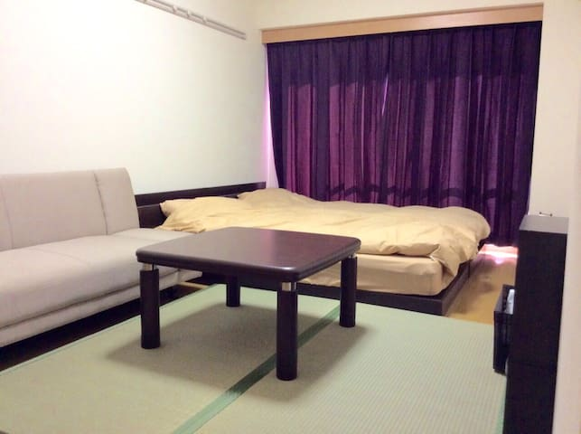 2mins from KYOTO Station!! NEAREST! - Kyoto-shi Minami-ku - Appartement