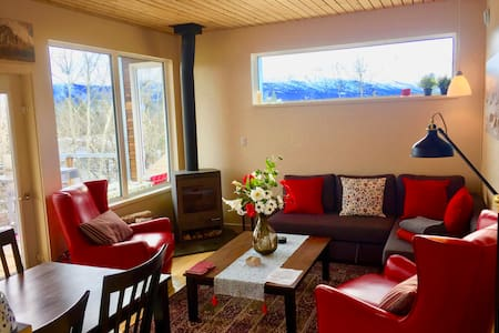 Cozy Mountain View! 2 bedroom house