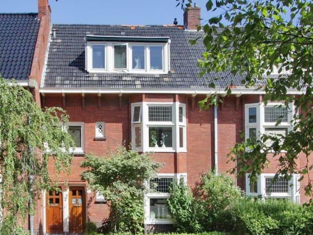Jaren 30 huis in Groningen-Zuid - Groningen - Casa