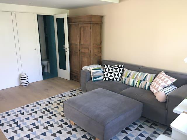 Central, cute and cozy flat in quiet area - Zurigo - Condominio