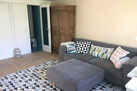 Central, cute and cozy flat in quiet area - Appartement en résidence
