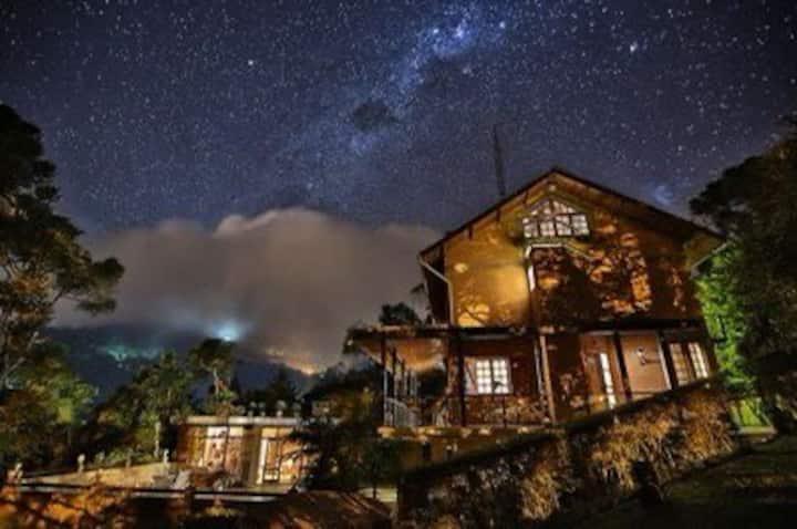Casa nas Montanhas de Monte Verde
