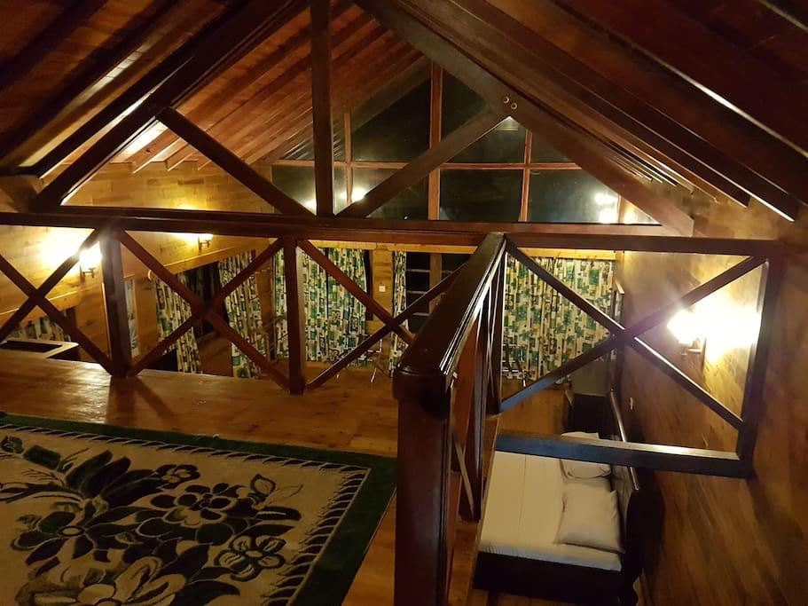 attic-master bedroom