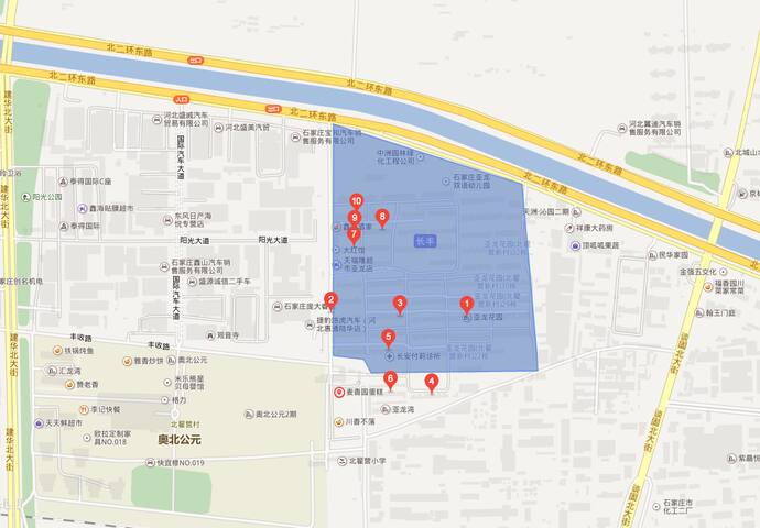 石家庄亲亲小镇 - Shijiazhuang - Casa a schiera