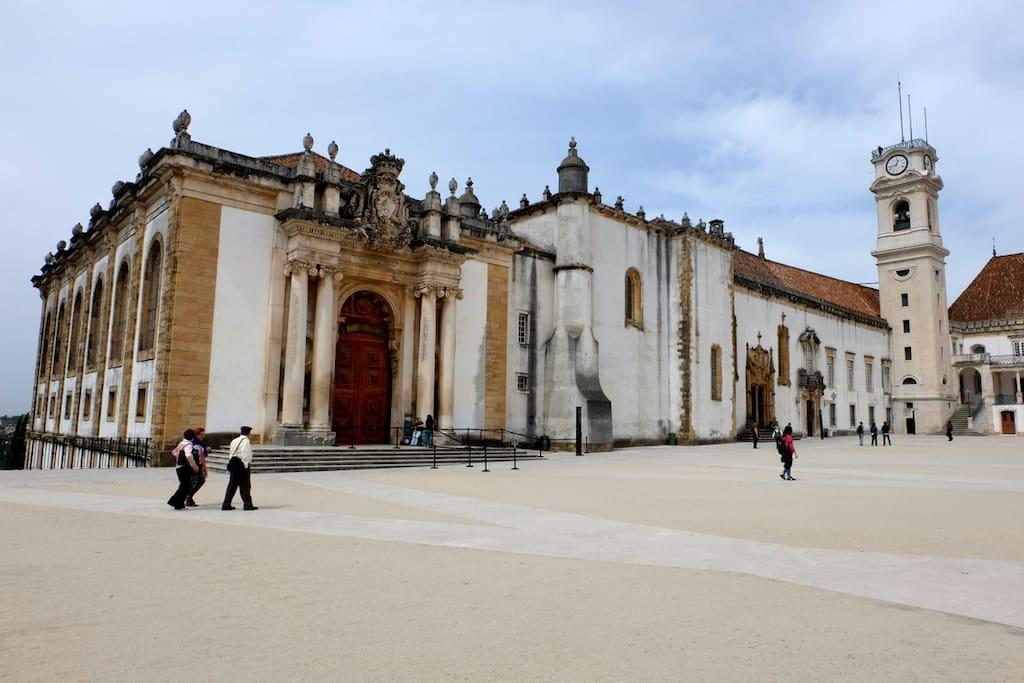 Universidade Coimbra
