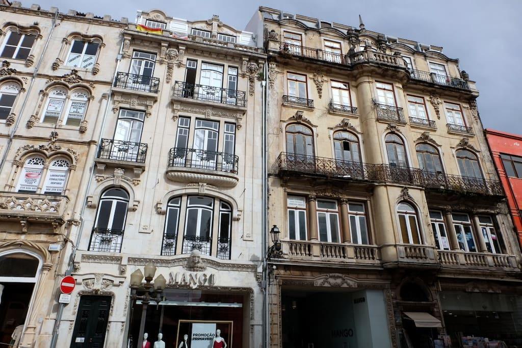 Baixa Coimbra