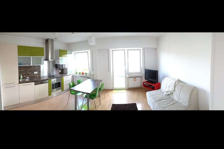 1 bedroom flat perfectly located