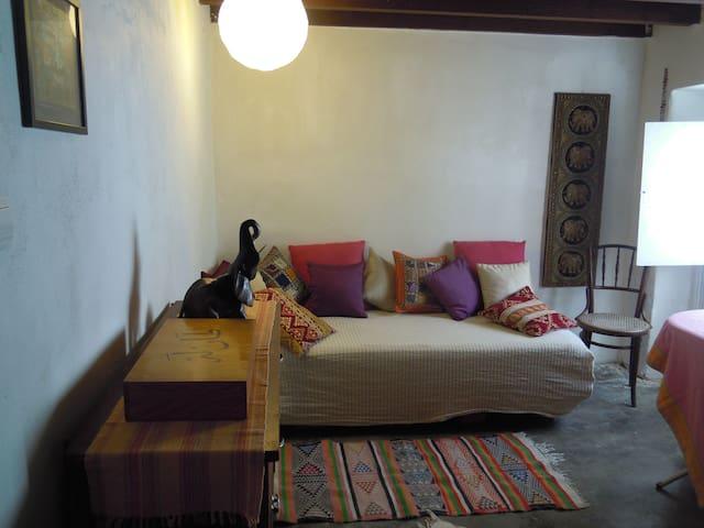 sunny room - Rhodos - Huis
