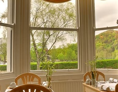 Compston House American-style B&B - Ambleside - Szoba reggelivel