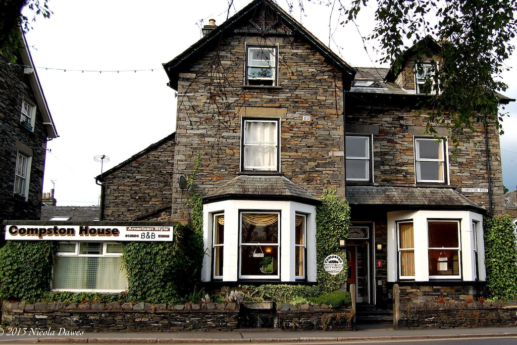 Bed And Breakfast Ambleside With Parking