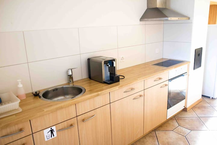 Heimelige und komfortable Wohnung - Aeschi bei Spiez - Huoneisto