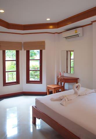 GreenLife 2-bed Apartmets 1-st floor Delux a - Koh Samui - Apartament