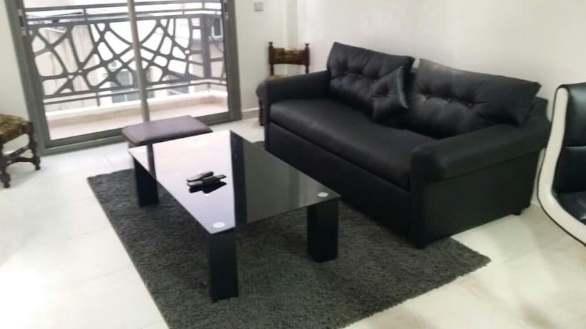 One Room + one leaving room 5th floor - Kasablanka - Daire