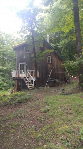 Rural Berkshires Home