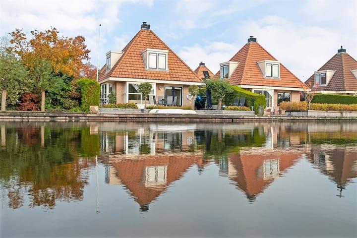 Ferienhaus Friesland Woudsend