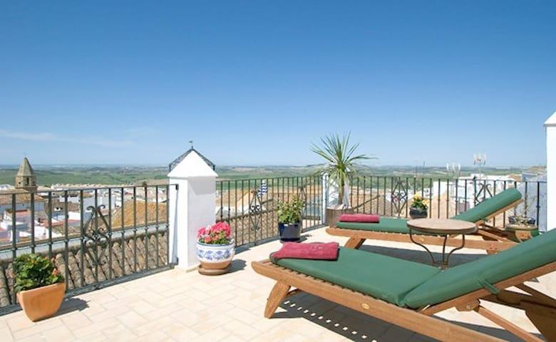 Casa de Medina, 5 Dormitorios, Piscina Privada - Medina-Sidonia - Ev